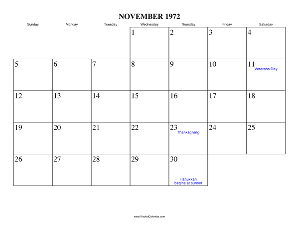 thanksgiving 1999 day and date